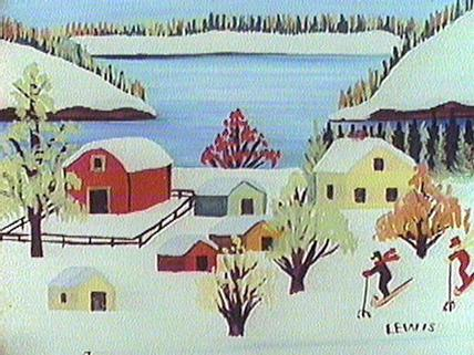 Maud Lewis: A World Without Shadows